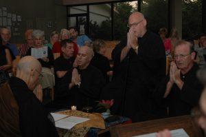 Jukai Ceremony Zen